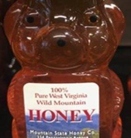 Mountain State Honey Company 6 oz. Basswood Bear