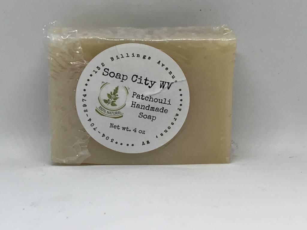 Soap City WV Patchouli