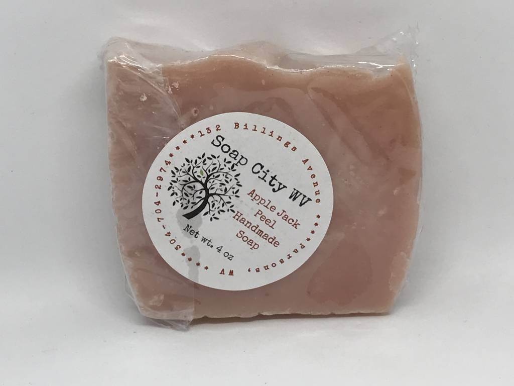 Soap City WV Apple Jack