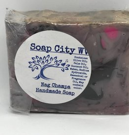 Soap City WV Nag Champa