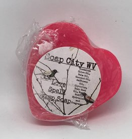 Soap City WV Lovespell Hemp