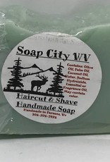 Soap City WV Haircut & Shave
