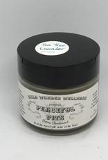 Peaceful Pits Detox Deodorant Tea Tree Lavender