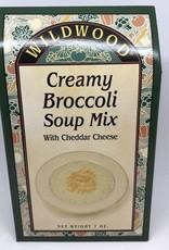 Wildwood Creamy Broccoli Soup Mix