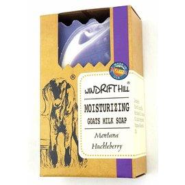 Windrift Hill Montana Huckleberry Soap