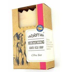 Windrift Hill Citrus Sun Soap