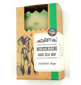 Windrift Hill Montana Sage Soap