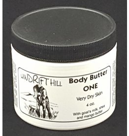 Windrift Hill Body Butter One 4oz