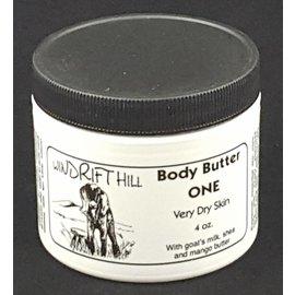 Windrift Hill Body Butter One 4oz