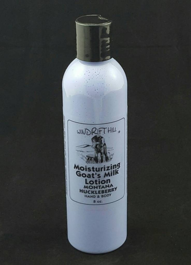 Windrift Hill Huckleberry Lotion
