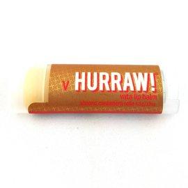 HURRAW! VATA - almond, cardamom, rose - single tube lip balm