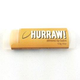 HURRAW! ALMOND - single tube lip balm