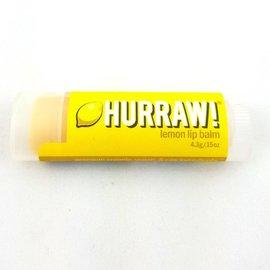 HURRAW! LEMON - single tube lip balm