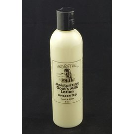 Windrift Hill Unscented Lotion 8oz