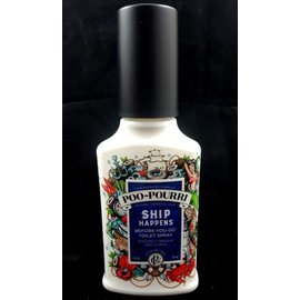 Poo-Pourri, Scentsible, LLC Ship Happens 4oz PooPourri Toilet Spray