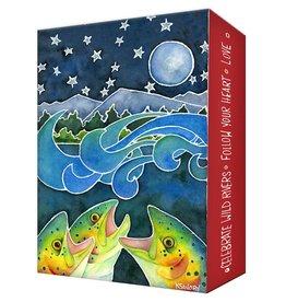 Metal Box Art Moonrise Soiree