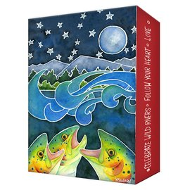 Metal Box Art Moonrise Soiree