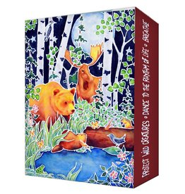 Metal Box Art Celebrate Nature's Diversity