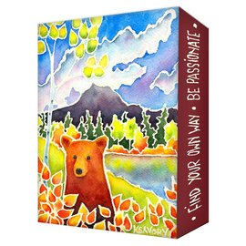 Metal Box Art Discover a Hidden Meadow
