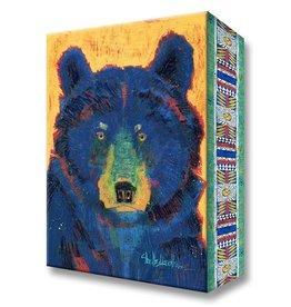 Metal Box Art Yogo Bear
