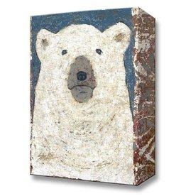 Metal Box Art Yukon bear