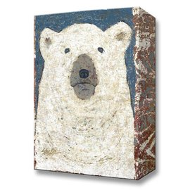 Metal Box Art Yukon bear