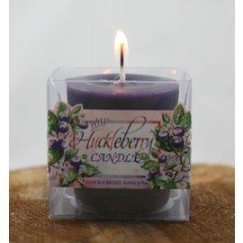 Huckleberry Haven Wild Huckleberry Votive, Boxed