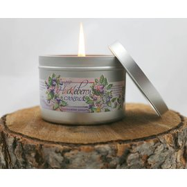 Huckleberry Haven Huckleberry Candle - Tin Jar 7oz