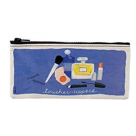 Blue Q Pencil Case - TOUCHER-UPPERS