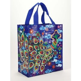 Blue Q Handy Tote - PEACOCK