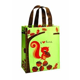 Blue Q Handy Tote - I HEART LUNCH