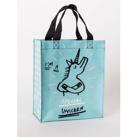 Blue Q Handy Tote - special unicorn