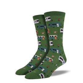 Socksmith CAMPTOWN GREEN