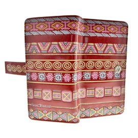 Shagwear AZTEC PATTERN RED