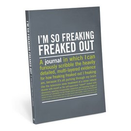 Knock Knock IT journal: I'm so freaking freaked out