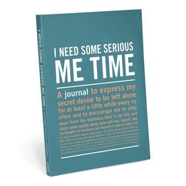 Knock Knock IT Journal I need some serious me time