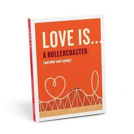 Knock Knock LOVE IS...