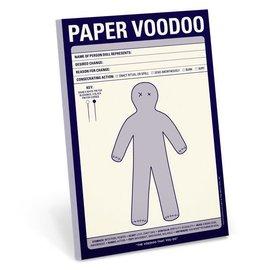 Knock Knock Pad: Paper Voodoo