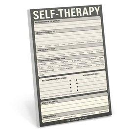 Knock Knock Pad: Self Therapy
