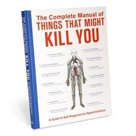 Knock Knock Book: Things That Might Kill You
