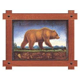 Metal Box Art Great Bear