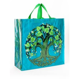 Blue Q SHOPPER - TREE OF LIFE