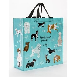Blue Q SHOPPER - PEOPLE TO MEET DOGS