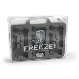Fred & Friends FREEZE! - HANDGUN ICE TRAY