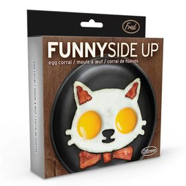 Fred & Friends FUNNY SIDE UP-CAT - EGG CORRAL