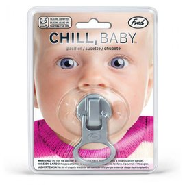 Fred & Friends chill baby zip it