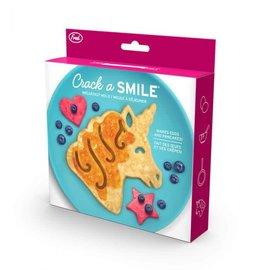 Fred & Friends CRACK A SMILE UNICORN