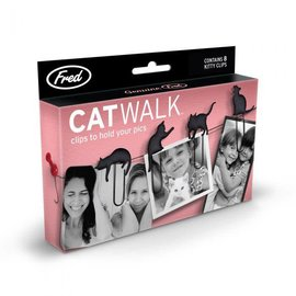 Fred & Friends Catwalk picture hanger