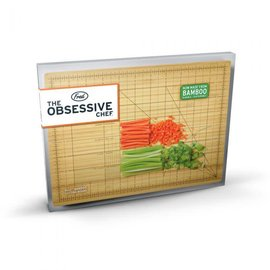 Fred & Friends OBSESSIVE CHEF - CUTTING BOARD