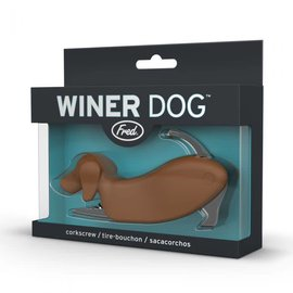 Fred & Friends winer dog bottle opener